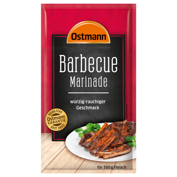 Ostmann Barbecue Marinade 60ml